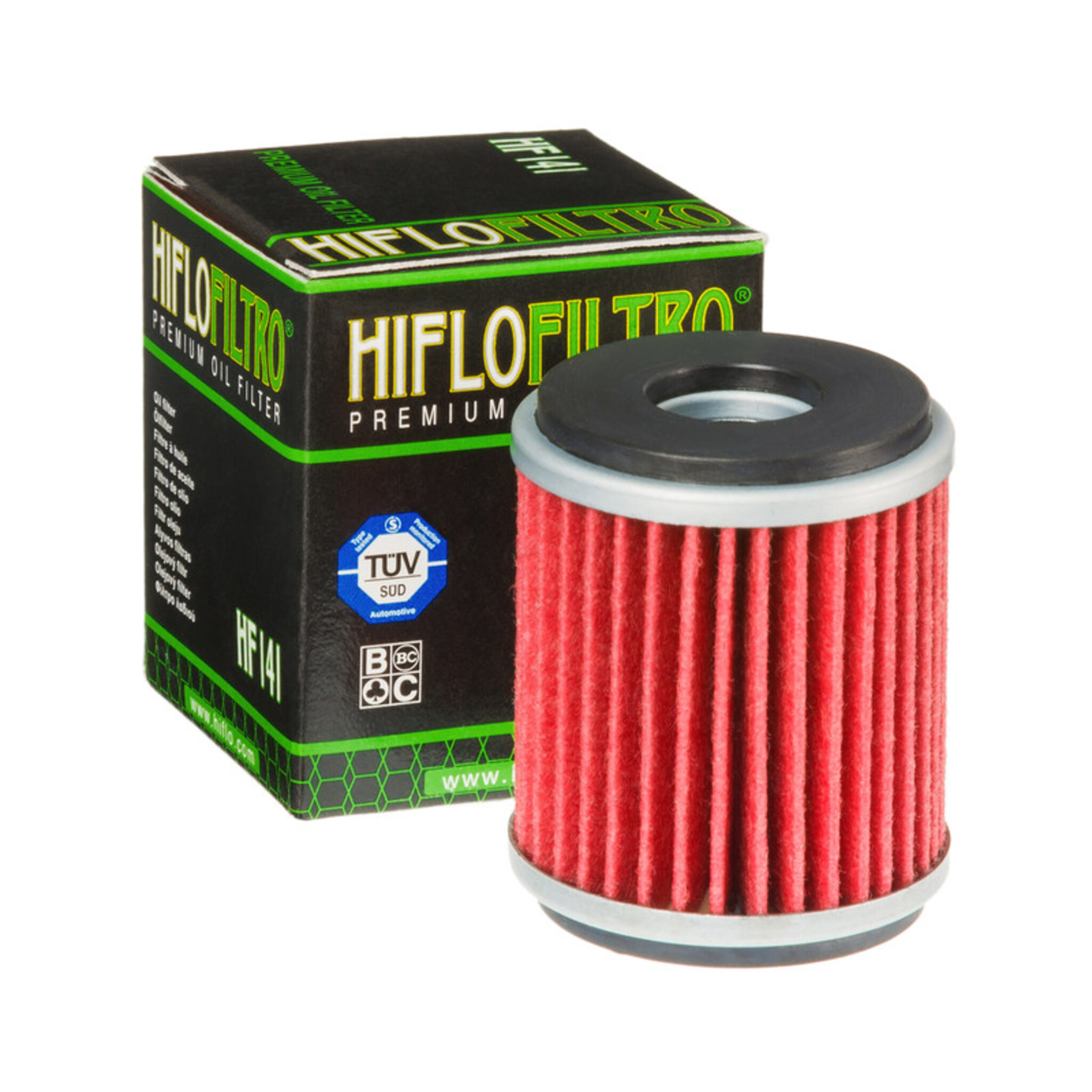 Масляные фильтры (HF141)