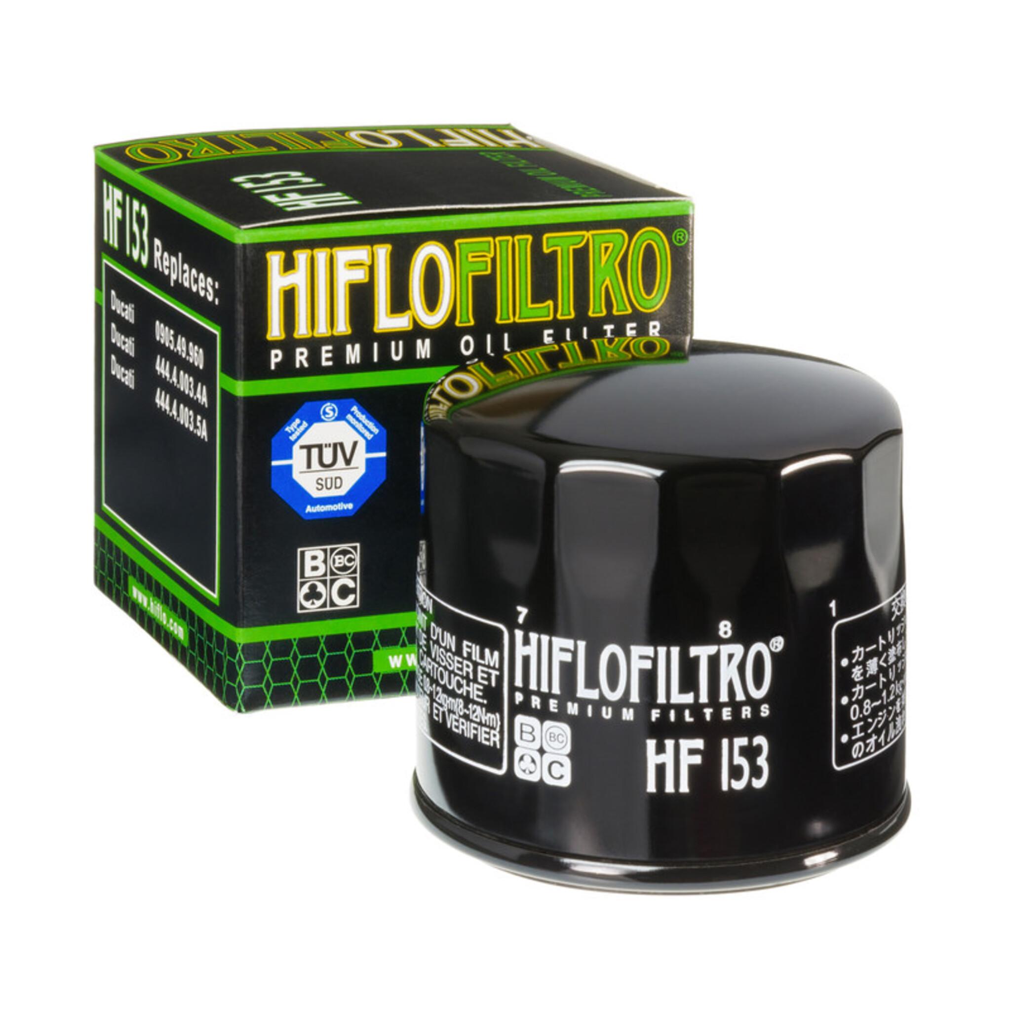 Масляные фильтры (HF153)