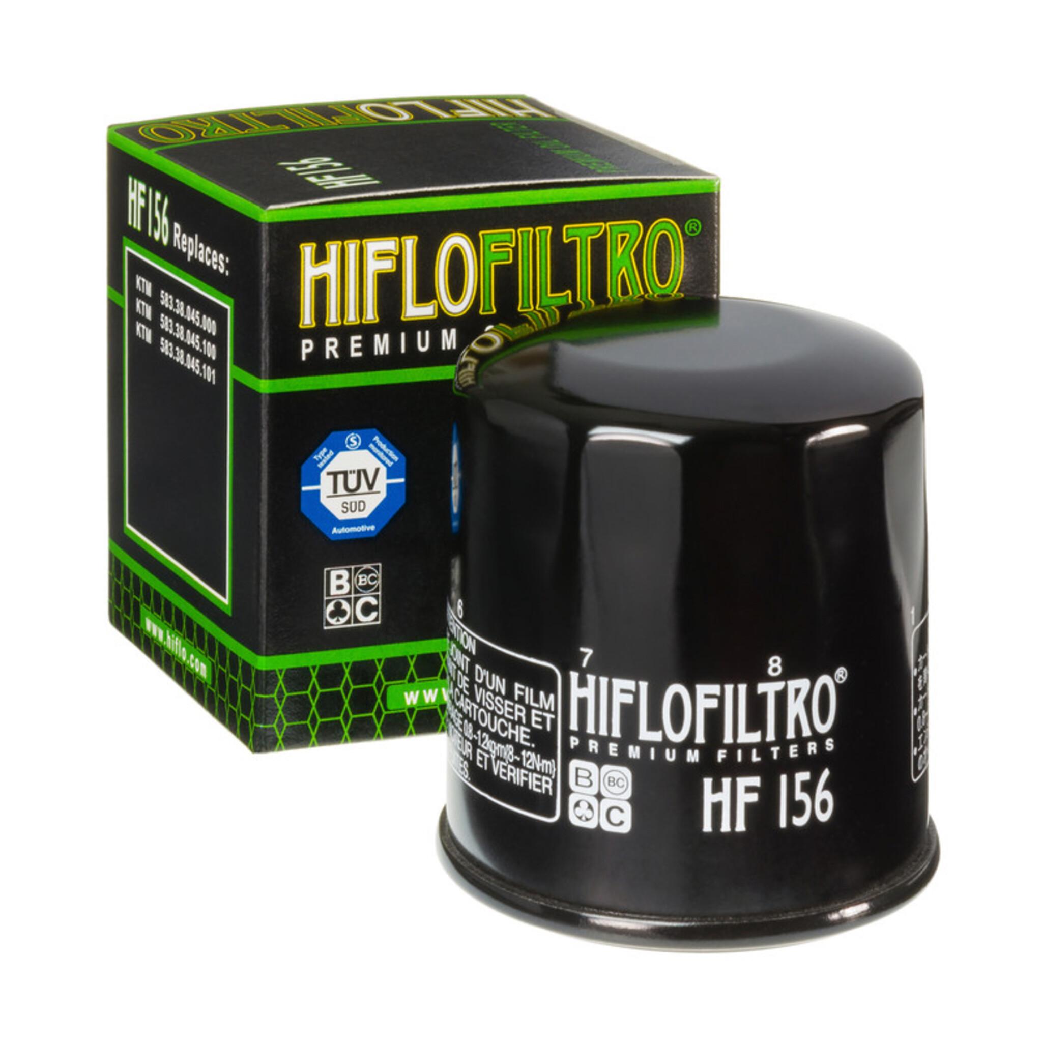 Масляные фильтры (HF156)
