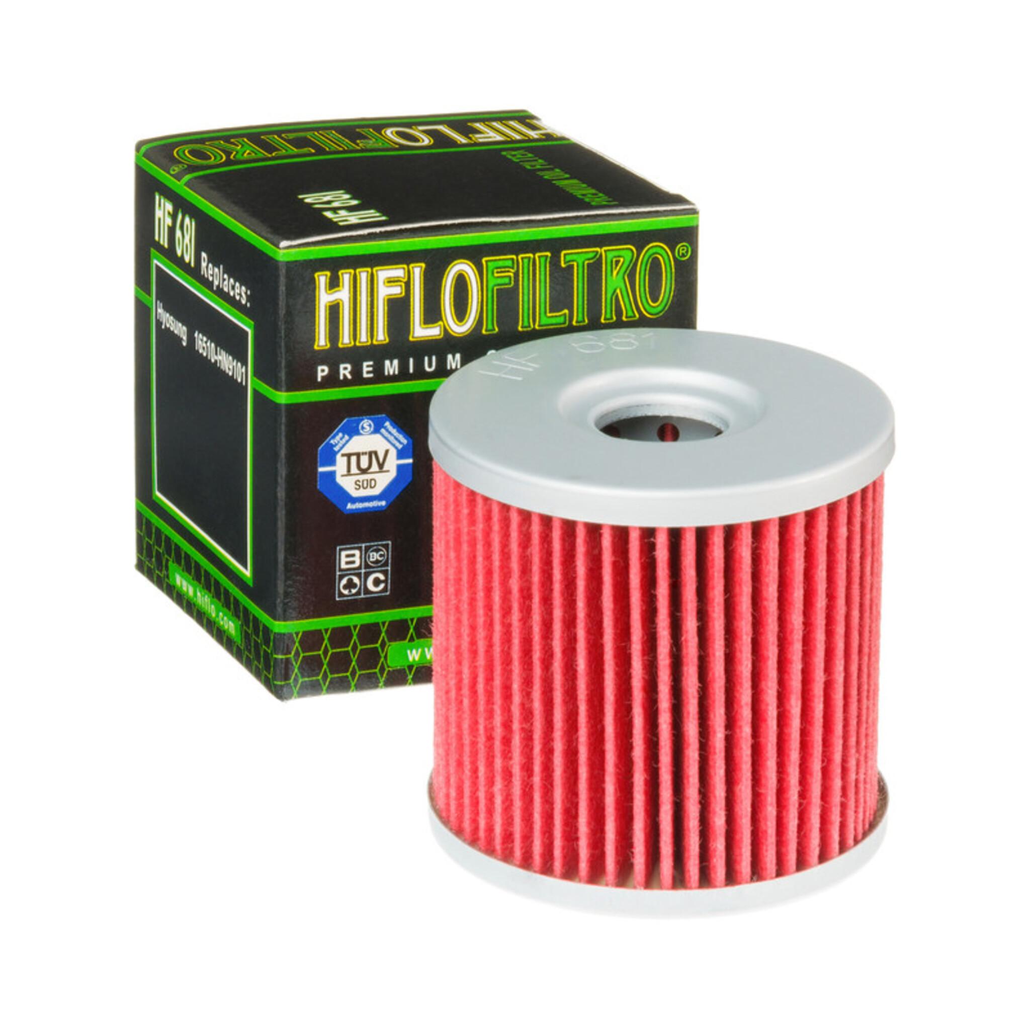Масляные фильтры (HF681)