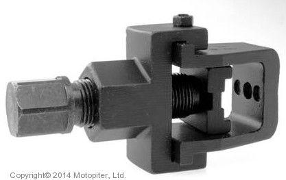 Инструмент для расклёпки/заклёпки цепи JT