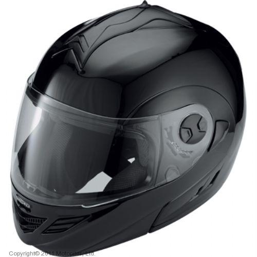 Шлем модуляр HX333 чёрный