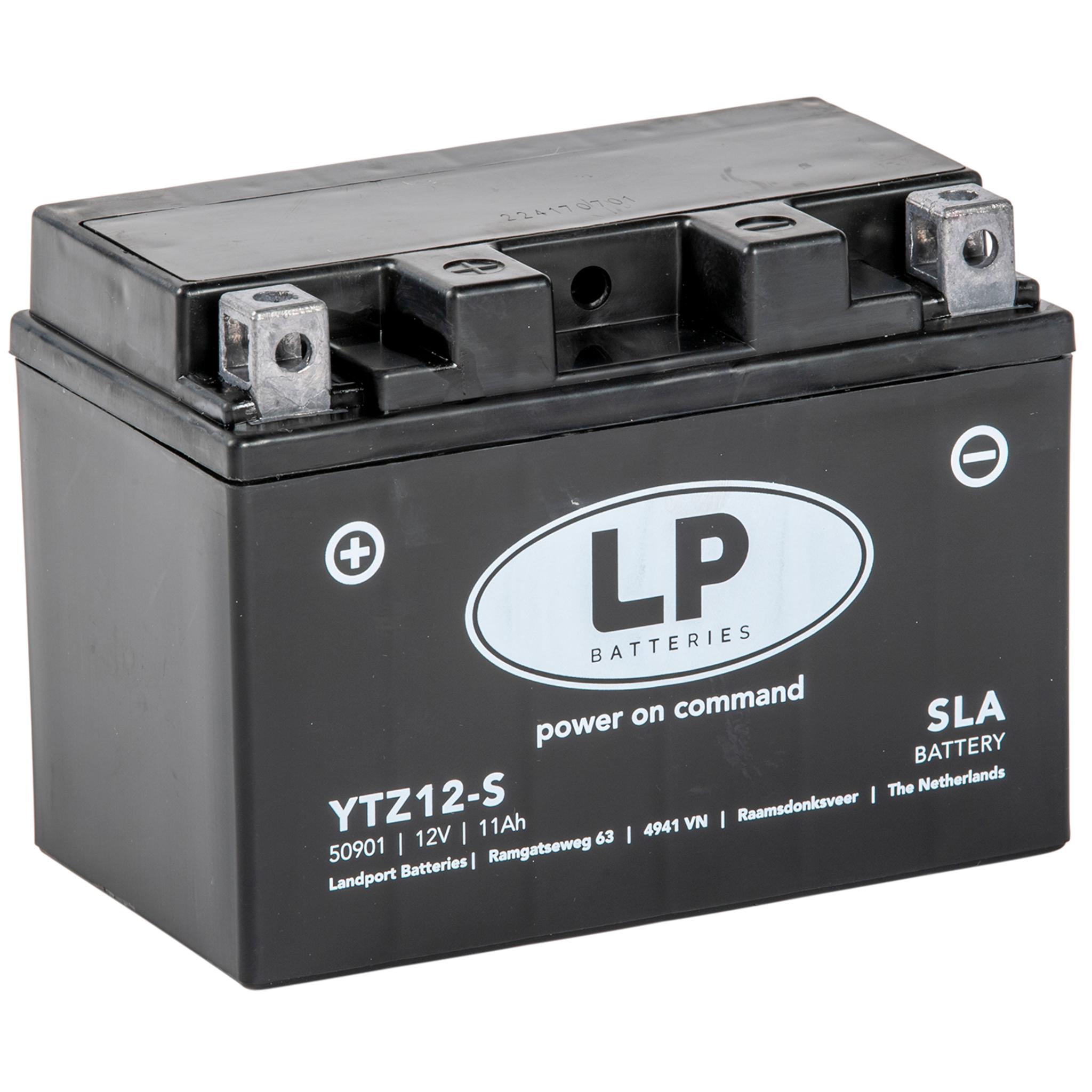 Аккумулятор Landport YTZ12S, 12V, SLA