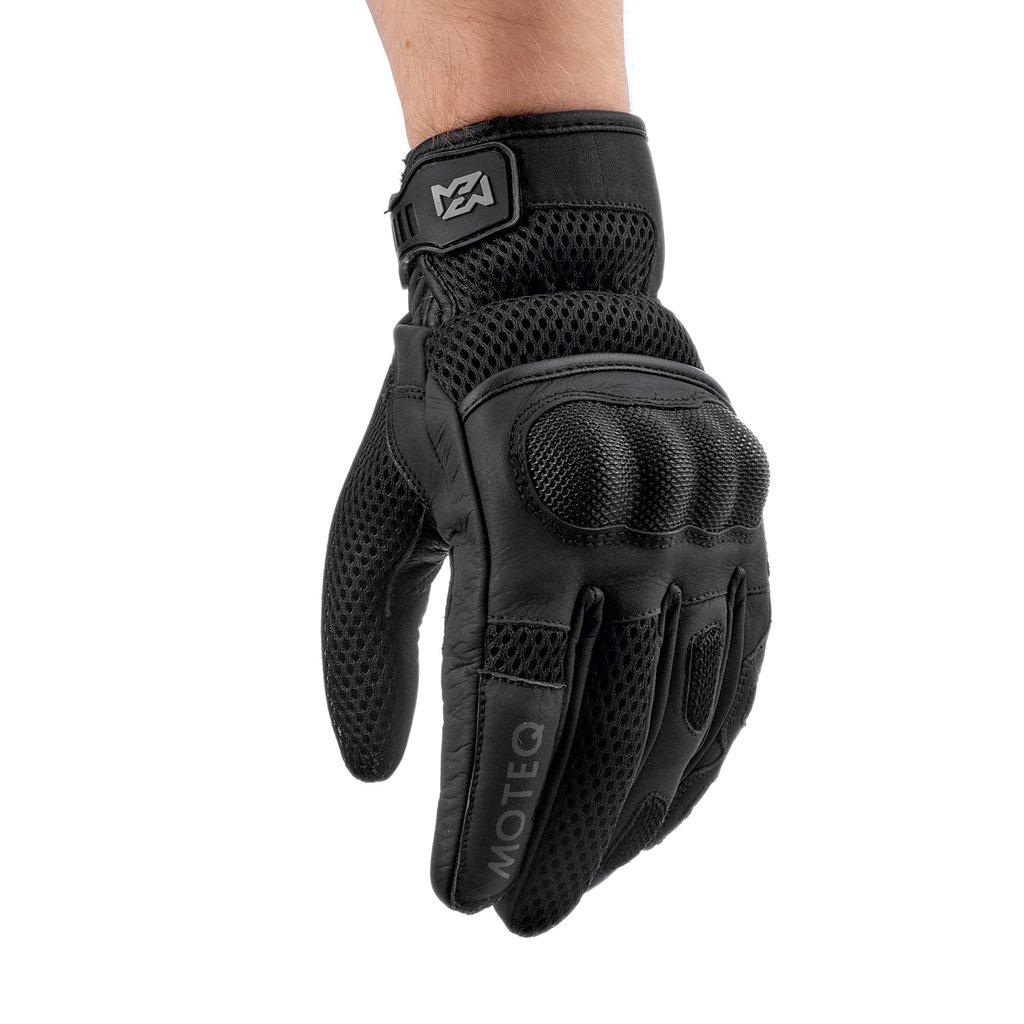 Перчатки мотоциклетные MOTEQ Breath сетка, мужской(ие)