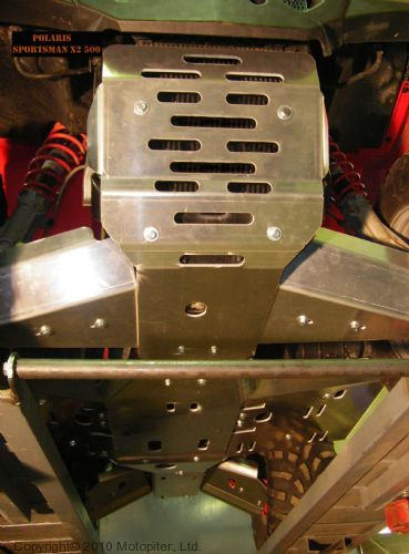 Комплект защиты для квадроцикла ATV Polaris Sportsman X2 500/800 07-09  EFI