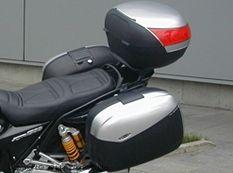 Крепление верхнего кофра на Yamaha XJR 1300 - 98/06