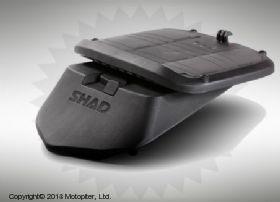 крепление для верхнего кофра SHAD на Yamaha XJR 1300 07-15