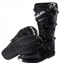 0329-112, Мотоботы кроссовые rider boot черные, размер 46