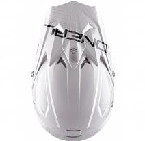 0623-053, Кроссовый шлем 3Series SOLID белый, размер M