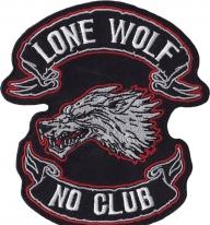 17601189, Одинокий волк