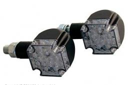 204-150, Светодиодные поворотники cross пара