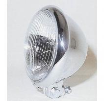 222-028, Фара BATES STYLE для  VT 600C, VS 750/800/1400, LS 650, EN 500, VZ 800 Marauder