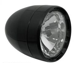 223-008, Фара черная 125 мм