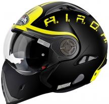 Шлем AIROH трансформер J-106 SMOKE BLACK MATT