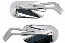 301-516, Универсальные зеркала oval, пара