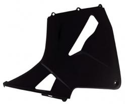 """518-100-030, Пластик """"бок левый средний"""" для honda cbr600rr (03-04) (черный)"""