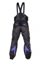 A07775 (Черный/Синий, XL), Снегоходные штаны Arсtic, черный\синий