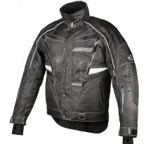 A07576 (Черный, XS), Куртка снегоходная AGVSPORT Arctic, мужской(ие), размер XS, цвет черный
