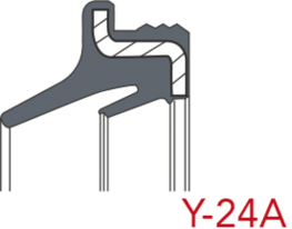 ARI.176, Пыльники вилки Ariete ARI.176 48Х58,4Х13,2 Y-24A
