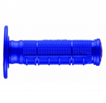 02621/A-A, Ручки руля Ariete HALF WAFFLE(02621/A-A), ? 7/8'(22мм), синий