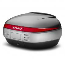 D0B5000, Кофр мото SHAD SH50, 50 л. пластик