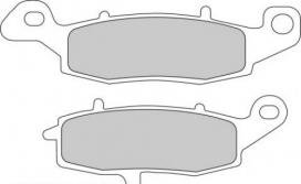 FDB2049ST, Тормозные колодки для мотоцикла fdb2049