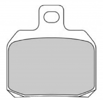 FDB2074P, Тормозные колодки дисковые, FERODO(FDB2074P)