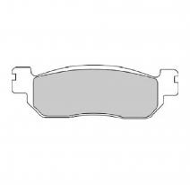 FDB2083P, Тормозные колодки дисковые, FERODO(FDB2083P)