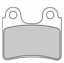 FDB2109P, Тормозные колодки дисковые, FERODO(FDB2109P)
