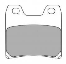 FDB2150ST, Тормозные колодки дисковые, FERODO(FDB2150ST)