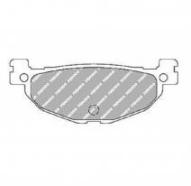 FDB2200P, Тормозные колодки дисковые, FERODO(FDB2200P)