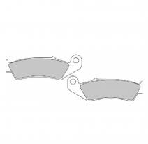 FDB495P, Тормозные колодки дисковые, FERODO(FDB495P)