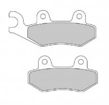 FDB497EF, Тормозные колодки дисковые, FERODO(FDB497EF)