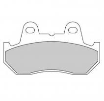 FDB538P, Тормозные колодки дисковые, FERODO(FDB538P)
