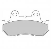 FDB665P, Тормозные колодки дисковые, FERODO(FDB665P)