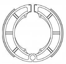 FSB719, Тормозные колодки барабанные, FERODO(FSB719)