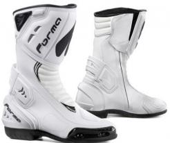 FORV180-98-42, Спортивные мотоботы FRECCIA белые., размер 42