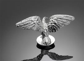 HH02-075, Декоративная статуэтка на eagle wide