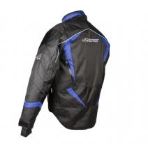 A07576 (черный/синий, M), Снегоходная куртка ARCTIC черная/синяя