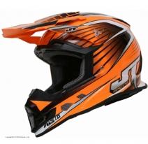 JT15020H05-E, Шлем кроссовый  ALS1.0 оранжевый, размер XL