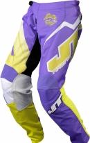 JT15Y10P28, Штаны для мотокросса Voltage Youth 2015, размер 28, цвет Фиолетовый