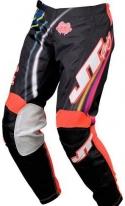 JT15Y30P24, Штаны для мотокросса flow youth, размер 24, цвет Черный