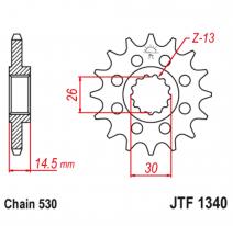 1340.18, Звезда ведущая , JT 1340.18