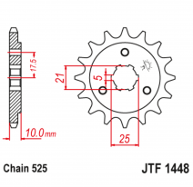1448.14, Звезда ведущая , JT 1448.14