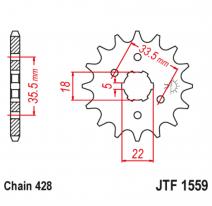 1559.14, Звезда ведущая , JT 1559.14