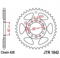 1842.55, Звезда задняя (ведомая),(сталь) JT 1842.55