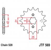 569.14, Звезда ведущая , JT 569.14