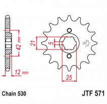 571.16, Звезда ведущая , JT 571.16