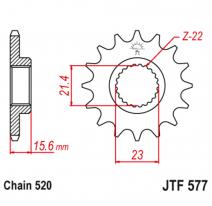 577.16, Звезда ведущая , JT 577.16