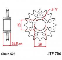 704.16, Звезда ведущая , JT 704.16